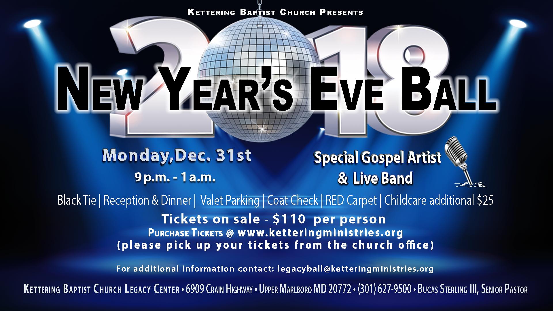 Live Stream New Years Eve